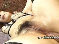 Porno: Karvane, Tissid, Pihkupeksmine, Aasia