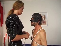 Porno: Cuir, Dominació-Submissió, Fetitxe, Esclavitud