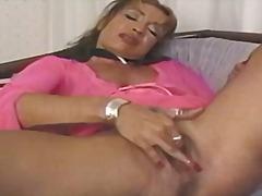 Porno: Shkon Sperma Skurril, Milf, Me Goksu, Masturbime