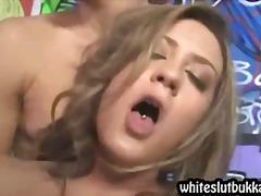 Porn: Fafanje, Bruhalni Refleks, Medrasni Seks
