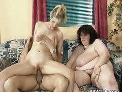 Porno: Fetišs, Reāli Video, Resnie, Sekss Trijatā