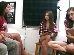 Porn: महाविद्यालय, काले बाल वाली, वास्तविक