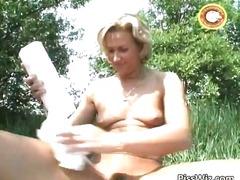 Porno: Kusemine, Õues, Duši All, Küps