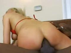 Porno: Blond, Cowgirl, Feit, Munn