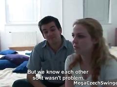 Lucah: Mandi Air Mani, Berkumpulan, Amatur, Orang Czech