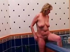 Porn: Babica, Fafanje, Blondinka, Kolidž