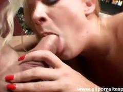 Porr: Blond, Bröst, Kuk