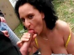 Porno: Grupinis, Lauke, Grupinis Prievartavimas, Oralinis Seksas