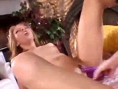 Porno: Masturbacija, Lesbietės, Dirbtinė Varpa, Laižymas