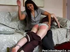 Porno: Fetish, Shuplakë Vitheve, Të Ashpra