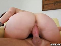 Porno: Pèl-Roges, Enganyar, Dona, Grans Mamelles