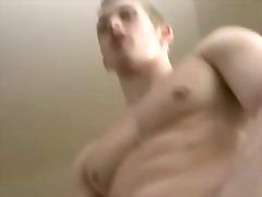 Pornstar mason wyler ass toy jerk off action