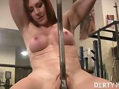 Porno: Penetrace, Tělocvičny, Uspokojování Žen, Píča