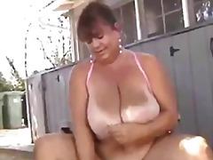 Porn: Debela Dekleta, Masturbacija, Grupni
