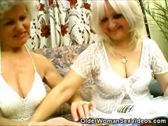 Porno: Lesbičky, Babičky, Nahota, Penisy