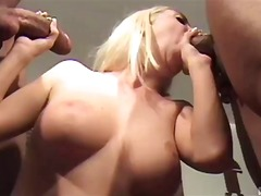 Bold: Tite, Oral Sex, Deepthroat, Blonde