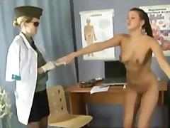 Porno: Alandus, Domineerimine, Arst, Günekoloog