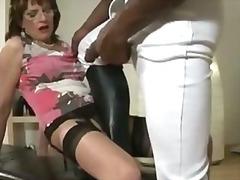 Porno: Fetišs, Sievietes Dominēšana, Pusmūža Sievietes, Briti