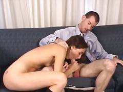 Порно: Свршување В Лице, Бринета, Шмукање, Свршување