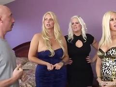 Porno: Zralý Ženský, Hardcore, Prsty, Felace