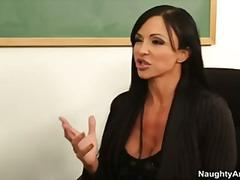 Lucah: Pertama, Guru/cikgu, Perempuan Tua, Pelajar