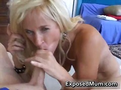 Porno: Masturbasya, Oyuncaq, Yaşlı, Sarışın