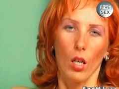 Porno: Küps, Seemnepurse, Punapea, Milf