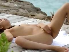 Porno: Masturbasya, Asialı
