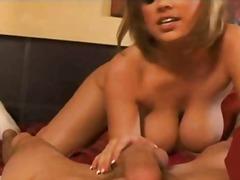Porn: Par, Joške, Blondinka, Oralno