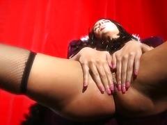 Lucah: Porno Hardcore, Si Rambut Perang, Nilon, Punggung