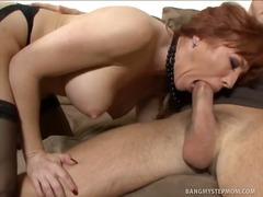 ポルノ: ハードコア, ポルノスター, フェラチオ, 口フェラ