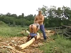 Porno: Ağır Sikişmə, Sarışın