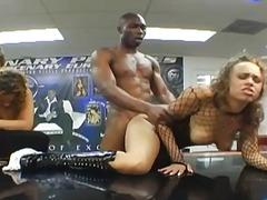Porno: Pik, Ansigtssprøjt, Bryster, Gruppesex