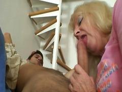Porno: Krāpšana, Mammas, Pusmūža Sievietes