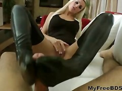 Porno: Různé Pohledy, Fetiš, Blondýnky, Latex
