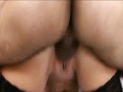 Shaggy chap screws an astonishing lady involving desire