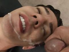 Порно: Офис, Гей, Целувка, На Лицето