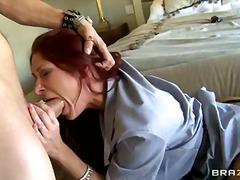 Porno: Dziļā Rīkle, Pusmūža Sievietes, Kārdināšana, Dibeni