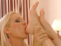 Porn:foot fetish