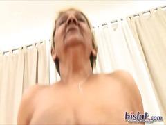 Porno: Grote Borsten, Rijp, Pijpen, Blond
