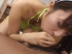 جنس: القذف, صورة مقربة, إمناء على الوجه, سمراوات