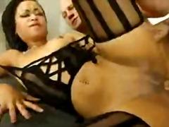 Porn: Globoko Grlo, Nogavice, Par, Vagina