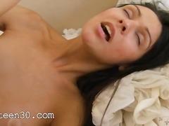 Porno: Orqazm, Kürən, Gözəl Qız, Masturbasya