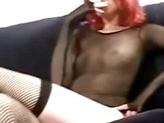 Porn: आकर्षक महिला, धूम्रपान करते हुए