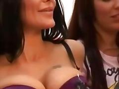 Porno: Paltarlı Qadın Lüt Kişi, Qrup, Sarışın, Avropa
