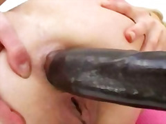 Порно: Черни, Тясна, Дилдо