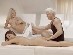 Porno: Smagais Porno, Brunetes, Sekss Trijatā, Blondīnes