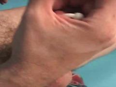 Porno: Netradiciniai Auskarai, Masturbacija, Solo, Gėjų Porno