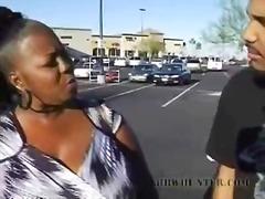 Lucah: Wanita Gemuk, Realiti, Orang Negro