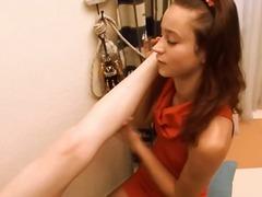 جنس: نكاح اليد, بنات, صهباوات, في المطبخ